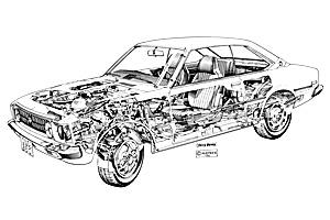Picture of Toyota Corona