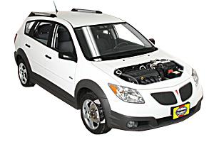 Picture of Toyota Matrix