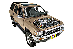 Picture of Toyota 4Runner 1984-1995
