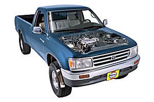 Picture of Toyota Tacoma 1995-2004
