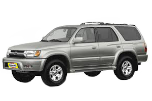 Picture of Toyota 4Runner 1996-2002