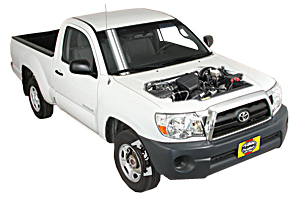 Picture of Toyota Tacoma 2005-2015