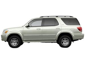 Picture of Toyota Sequoia 2001-2007