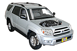 Picture of Toyota 4Runner 2003-2009
