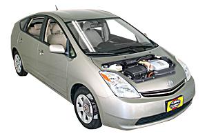 Picture of Toyota Prius 2001-2012