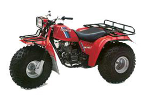 Picture of Honda Motorcycle ATC200