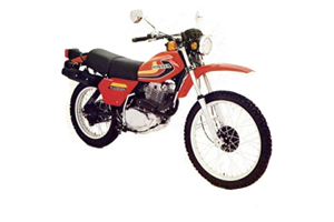 Picture of Honda Motorcycle XL250