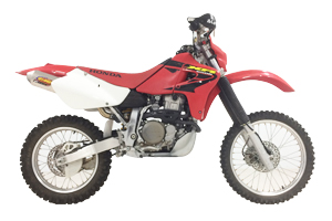 Picture of Honda Motorcycle XR650R