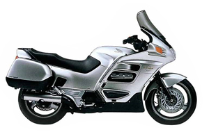 Picture of Honda Motorcycle ST1100