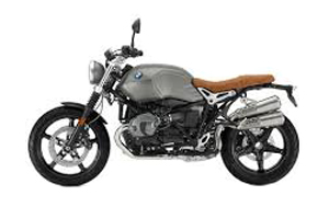 Picture of BMW Scrambler