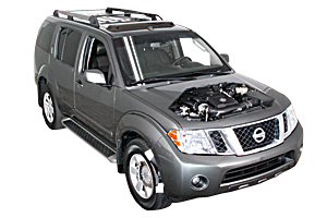 Picture of Nissan Pathfinder Armada