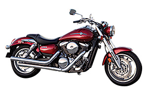 Picture of Kawasaki Vulcan 1500 Classic Tourer