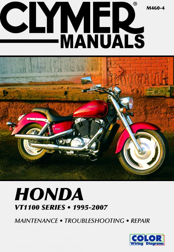 Picture of Honda Motorcycle VT1100C2 Shadow 1100 American Classic Edition