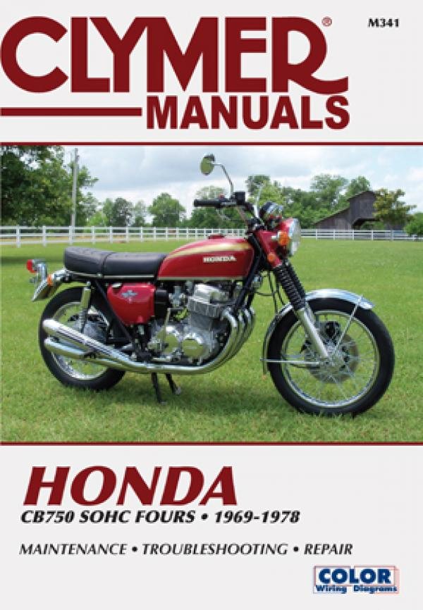 Picture of Honda Motorcycle CB750A