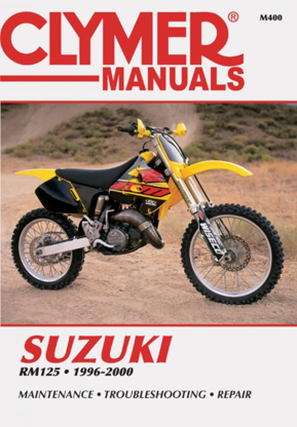 Picture of Suzuki RM125