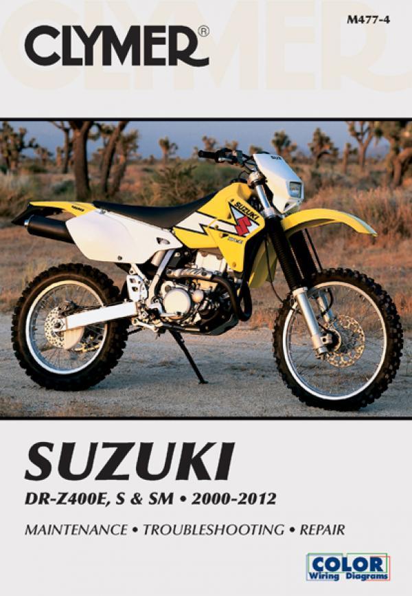 Picture of Suzuki DR-Z400E