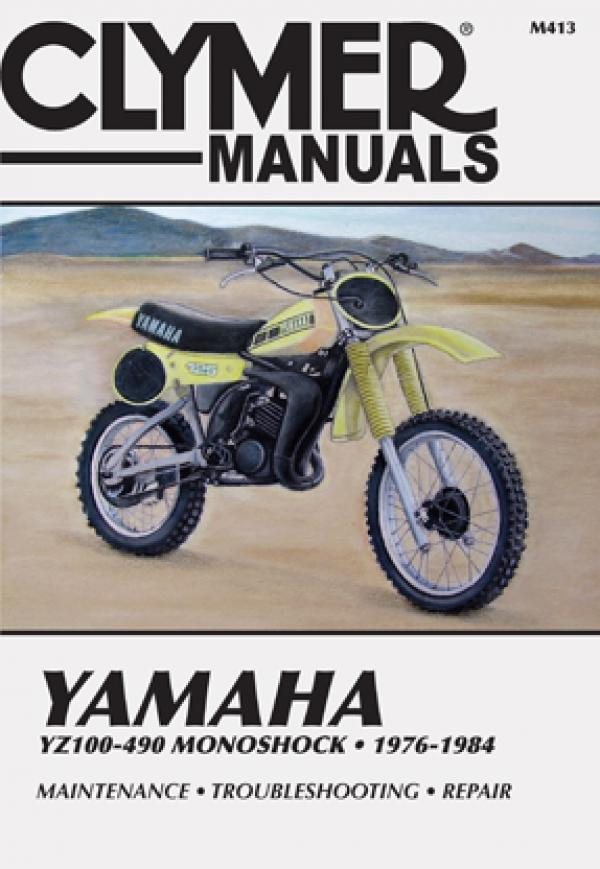 Yamaha_YZ100490_Monoshock_Motorcycle_19761984_Service_Repair_Manual