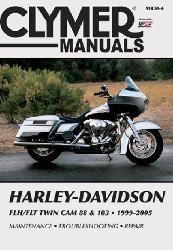 Harley-Davidson Electra Glide, Road King, Screamin' Eagle Motorcycle (1999-2005) Service Repair Manual Online Manual