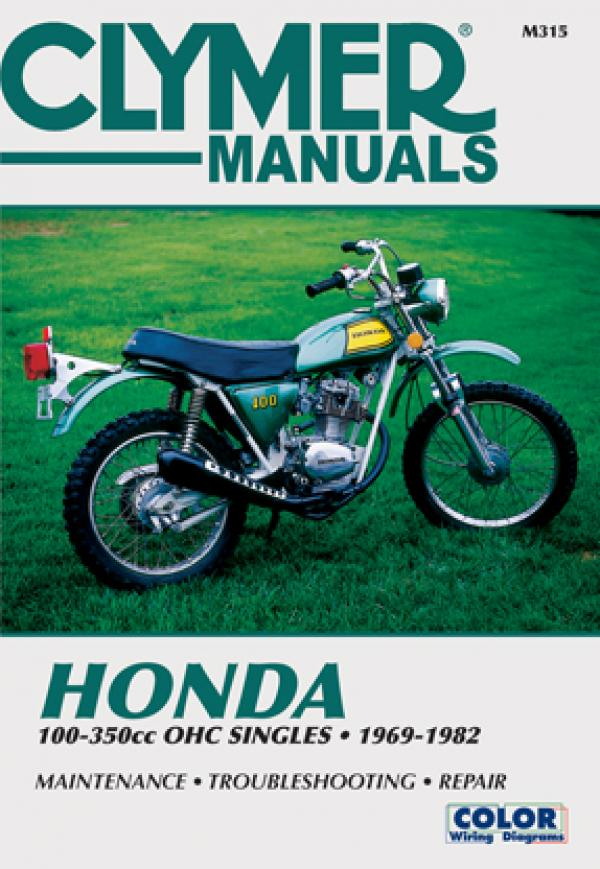 Honda_100350cc_OHC_Singles_Motorcycle_19691982_Service_Repair_Manual