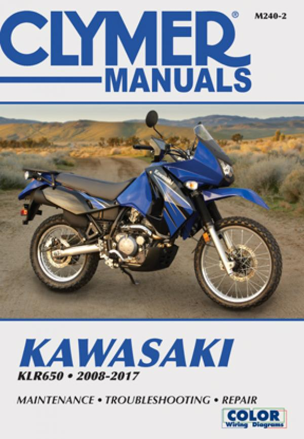 Kawasaki KLR650 Motorcycle (2008-2017) Service and Repair Manual