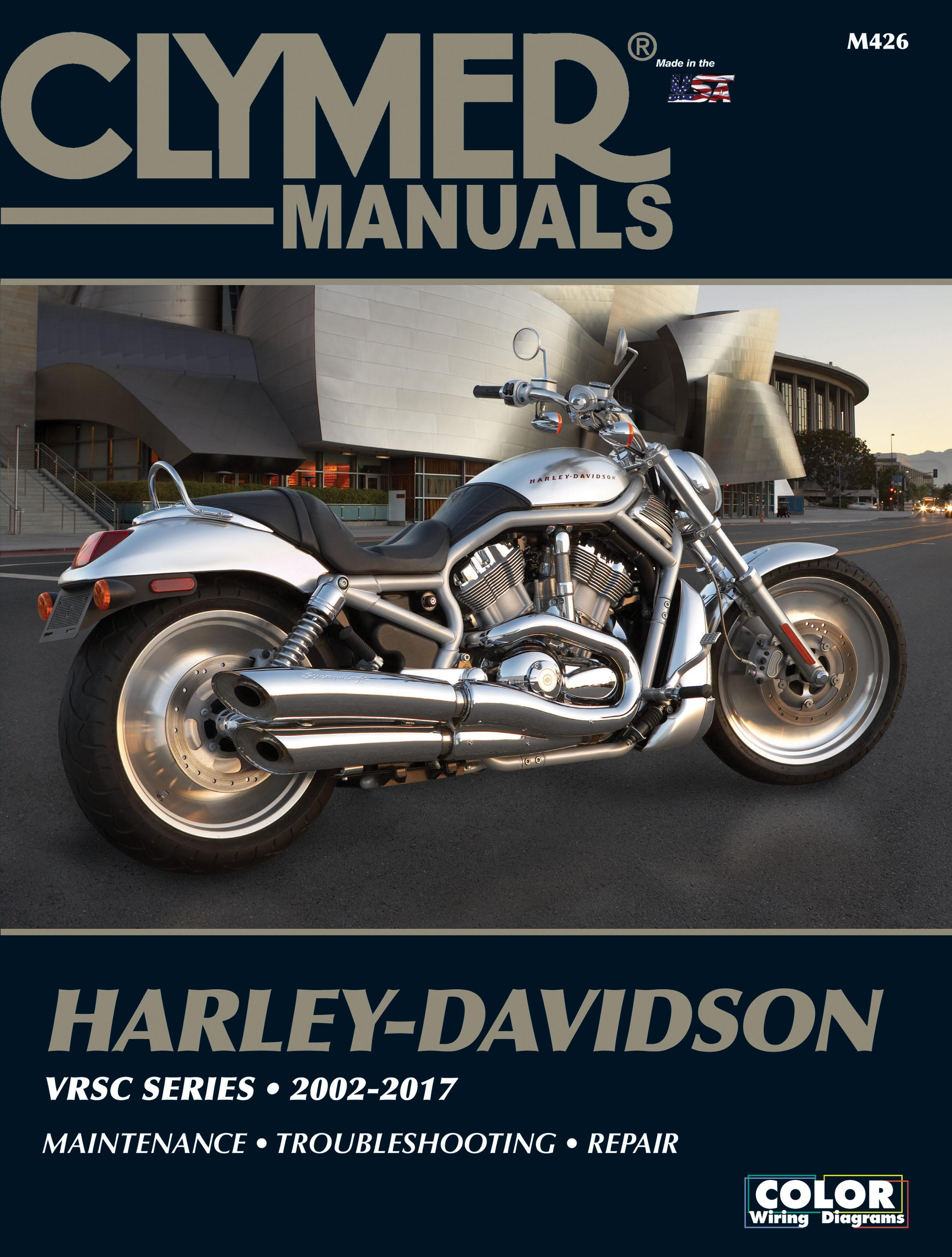 Picture of Harley-Davidson VRSCA V-Rod