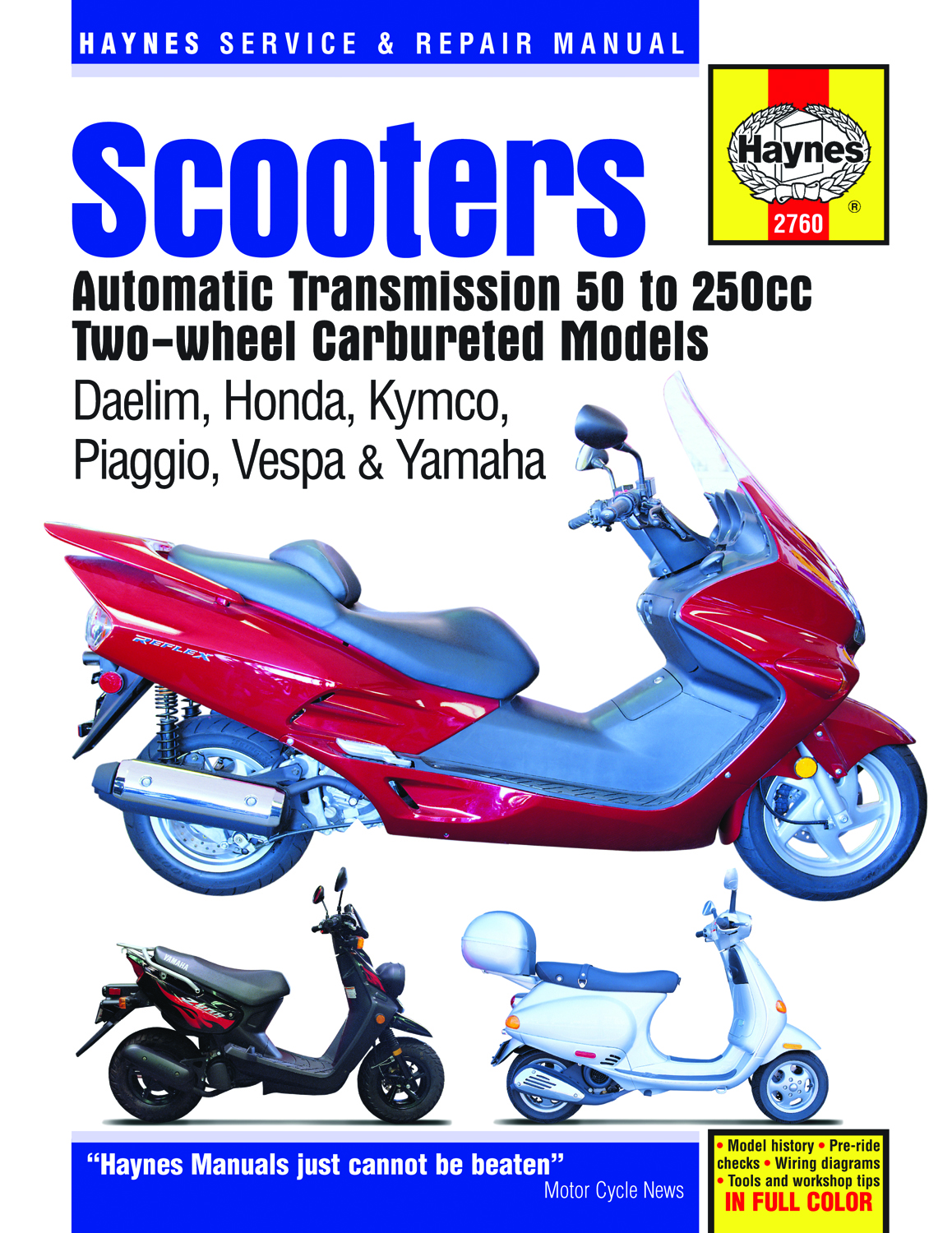 Yw50 Zuma Haynes Manuals 2004 Yamaha Wiring Diagram Enlarge