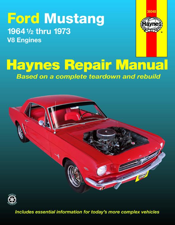 ford mustang mach 1 gt shelby boss v 8 64 73 haynes repair rh haynes com 1967 mustang parts manual 1967 ford mustang repair manual download