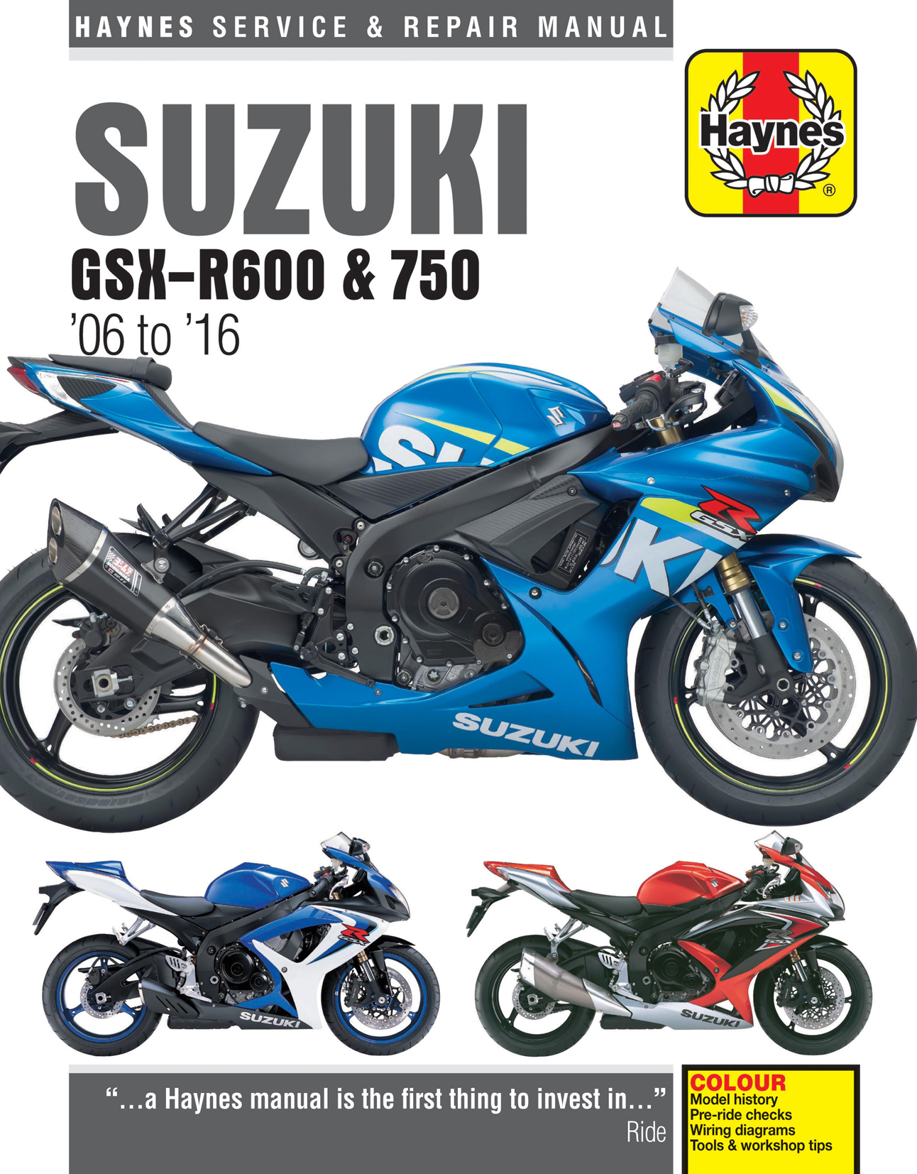 Enlarge Suzuki GSX-R600 ...