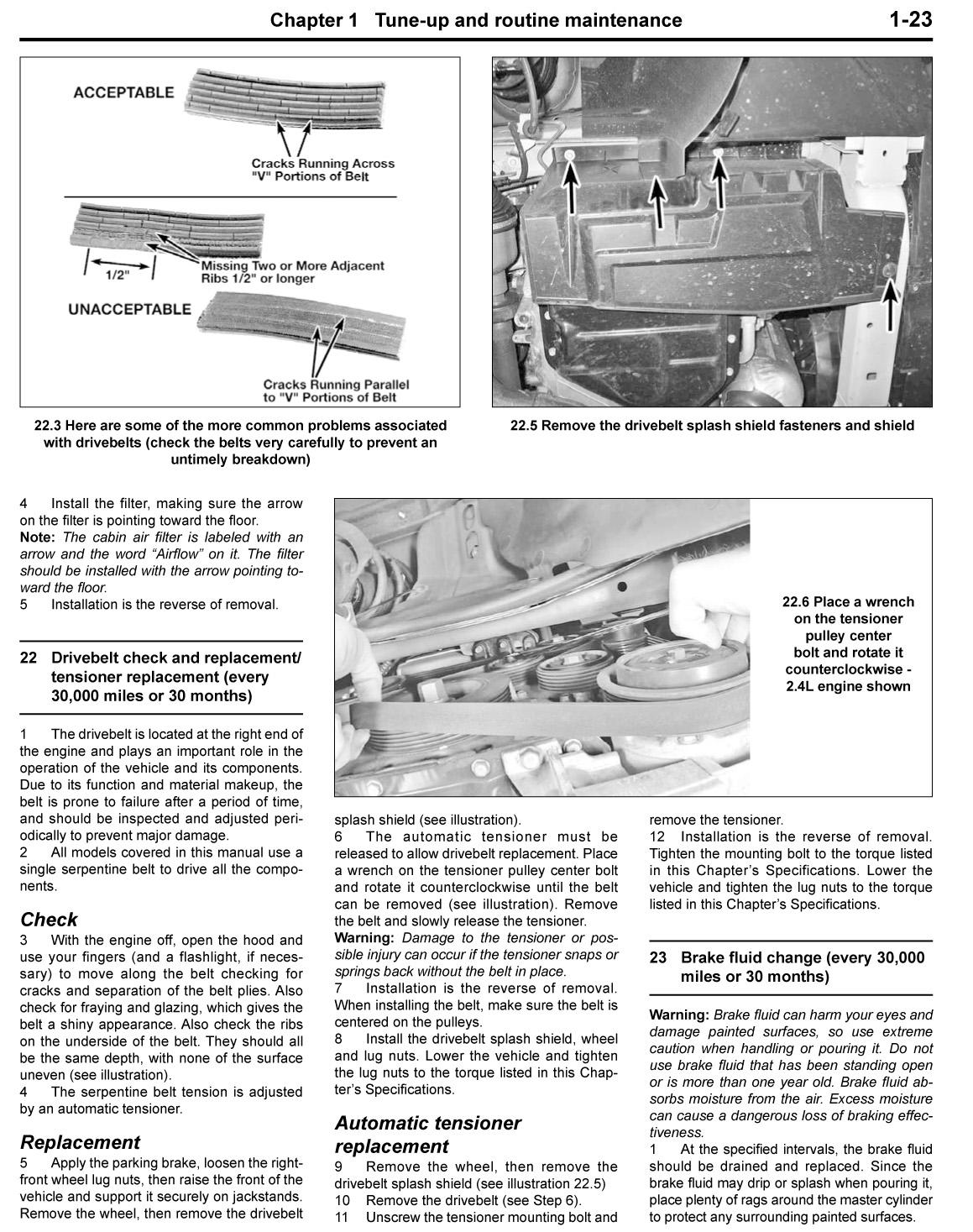 Jeep Patriot /& Compass Haynes Repair Manual 2007-2017