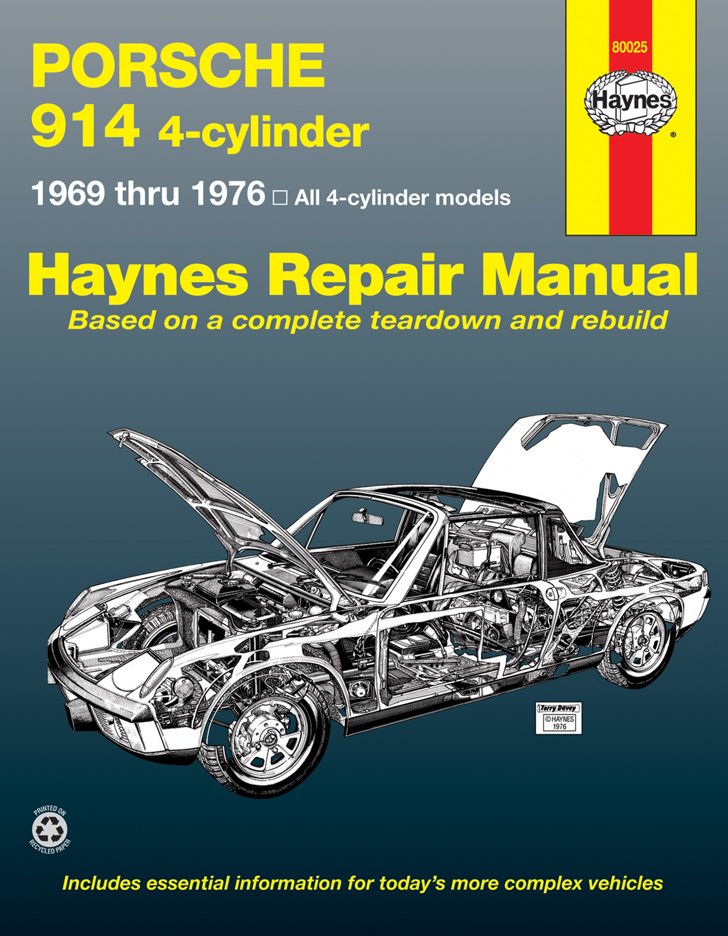 914 Haynes Manuals Porsche Ignition Wiring Enlarge