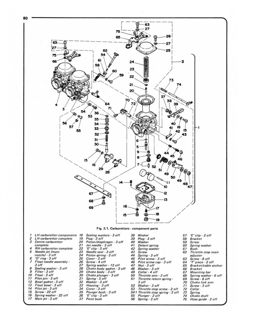 Rt100 Wiring Diagram Xs750 Explained Diagrams Engine Xs850 Data Base Simplified Diy