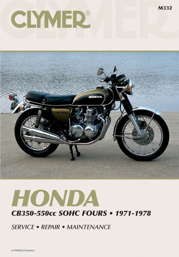 Picture of Honda Motorcycle CB350F