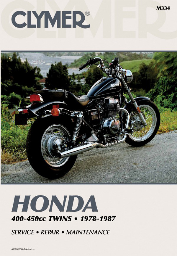Picture of Honda Motorcycle CB400A