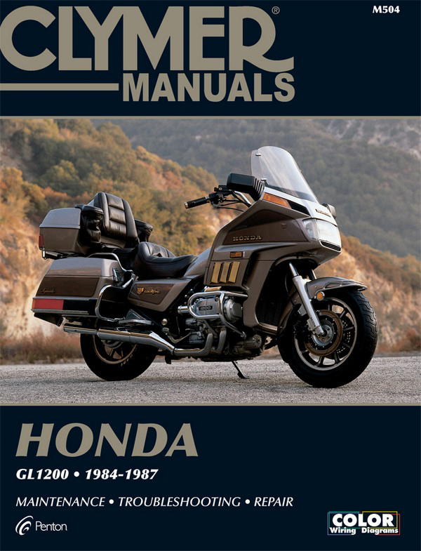 honda gl1200 gold wing motorcycle 1984 1987 service repair manual rh haynes com