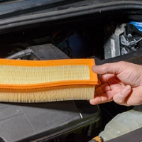 Air filter change Ford Ranger 1993 - 2011 Petrol 4.0 V6