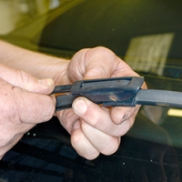 Wiper blade replacement Mazda B2300 1994 - 2009 petrol 2.5