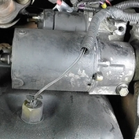 Starter Motor Replacement Image