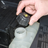 Fluid level checks Mazda B2300 1994 - 2009 petrol 2.5