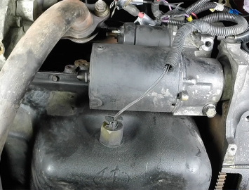 starter motor replacement haynes manuals Ford 460 Starter Wiring Diagram how an engine\u0027s starter motor works