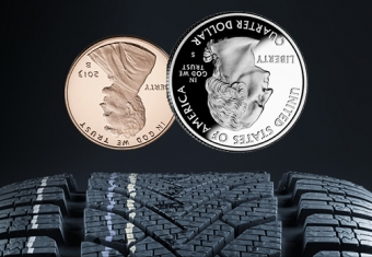 Tire depth explained: how thick should your tread be?