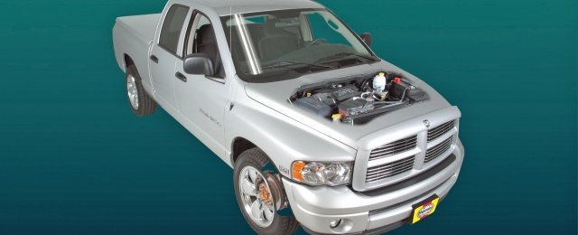 2002-2008 Dodge Ram 1500, 2500 and 3500 Truck Routine