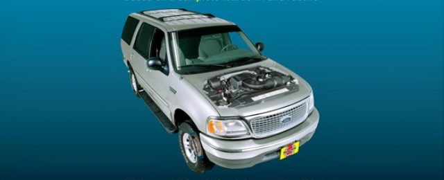 1997-2003 Ford F-150 Truck/Expedition Routine Maintenance