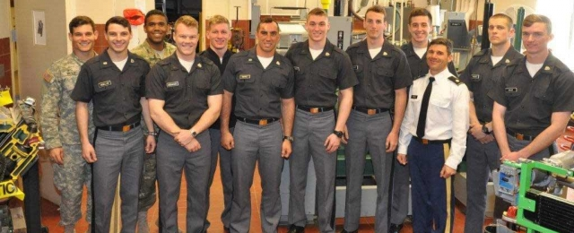 Haynes helps West Point cadets 3D print a V8 engine