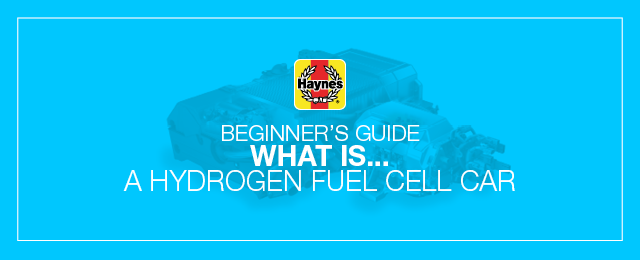 What is a hydrogen fuel cell car