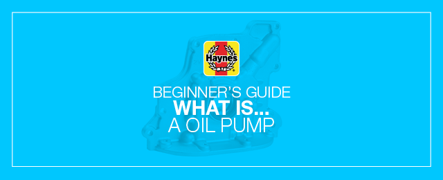 What is a car's oil pump (and what does it do)?