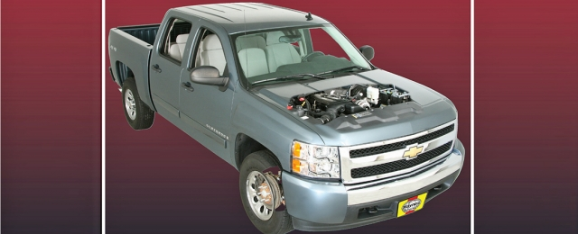 2008 chevy silverado v8 oil capacity