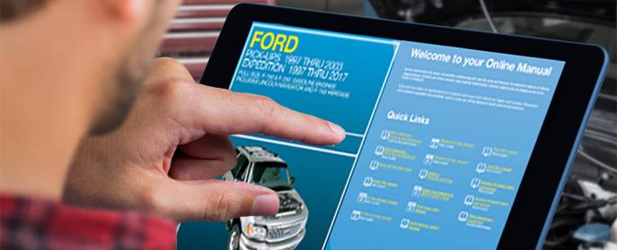 Ford F150 Digital Manual