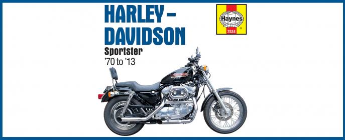 harley dyna 2000 ignition wiring diagram harley davidson sportster history 1970 2013 haynes manuals  harley davidson sportster history 1970