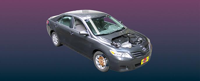 2007-15 Toyota Camry