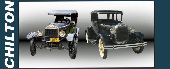 Ford Model T vs A